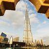 Burg Khalifa- tallest building in the world.