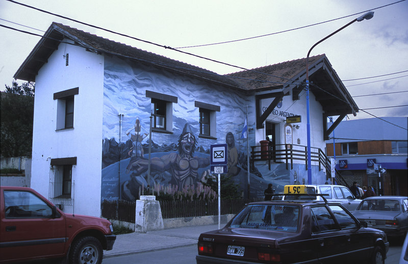Ushuaia's Post Office