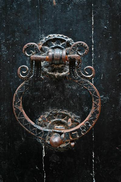 Door knocker, Dubrovnik