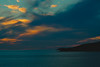 Adriatic Sea at dusk