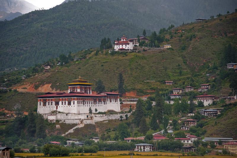 Paro - Rinpung Dzong.
