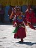 Wangdue Phodrang - Festival Dancer...