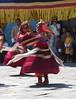 Wangdue Phodrang - ...spins.