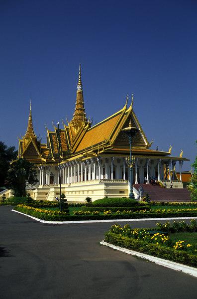 Royal Palace/Silver Pagoda Complex