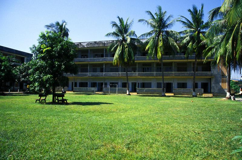 Phnom Penh<br /> Tuol Sleng Genocide Museum