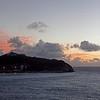 Leaving Antigua Antigua