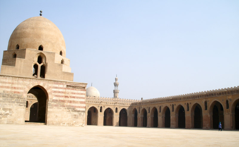 Cairo - Mosque of Ibn Tulun