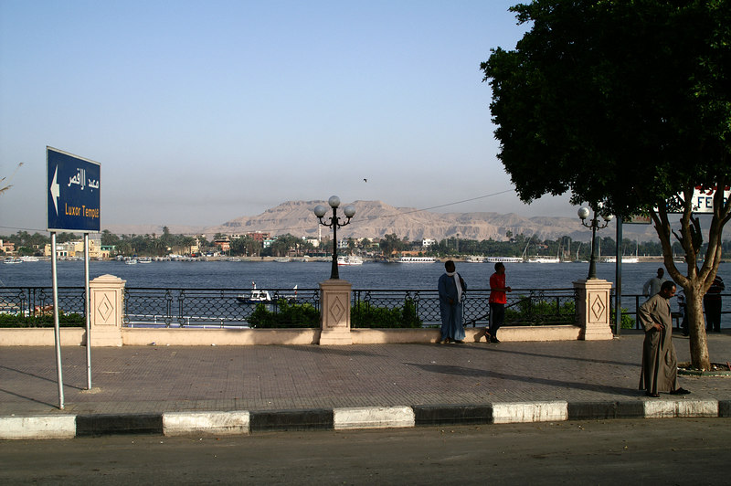 Luxor Waterfront