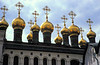 Moscow - Kremlin<br /> Church of the Twelve Apostles