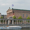 Berlin - Museum Island - Alte Nationalgalerie.