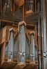 Reykjavik - Pipe organ inside the Hallgrimskirkja.