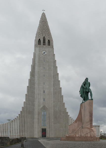 Reykjavik - Hallgrimskirkja.