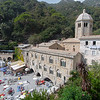 Portofino - Abbey de San Fruttuoso de Capodimonte.