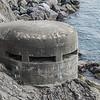 Monterosso - Old gun turret.