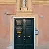 Levanto - Angled entrance.