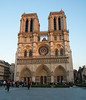 Notre-Dame - Not too busy today.