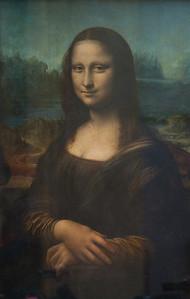Louvre - Mona Lisa.