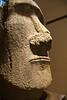 Louvre - A Moai from Rapa Nui (Easter Island).