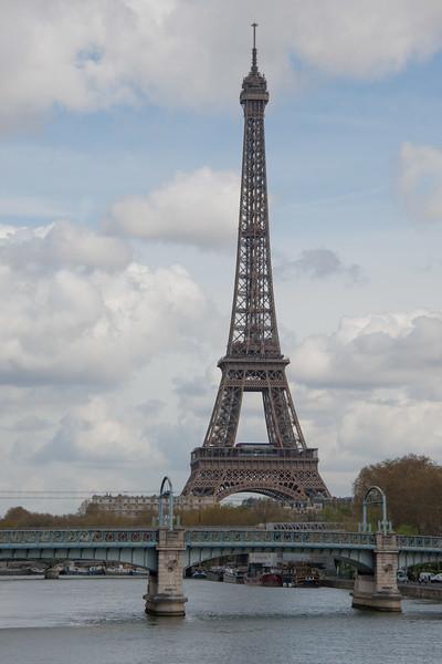 Paris - Eiffel Tower.