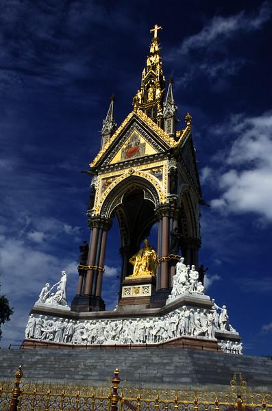 London - Albert Memorial