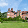 Chartwell - House and upper lawn.