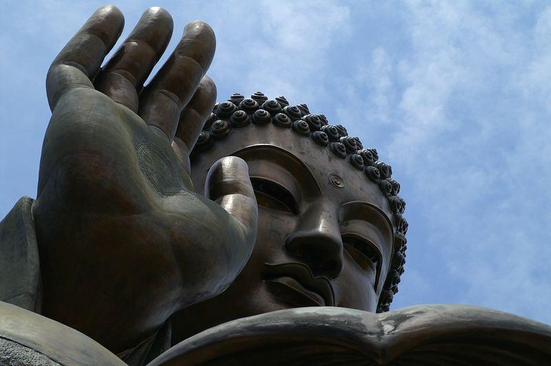 Big Buddha (Po Lin Monastery)