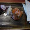 Smoked salmon... Yum