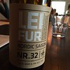 LeiFur Nordic Saison beer