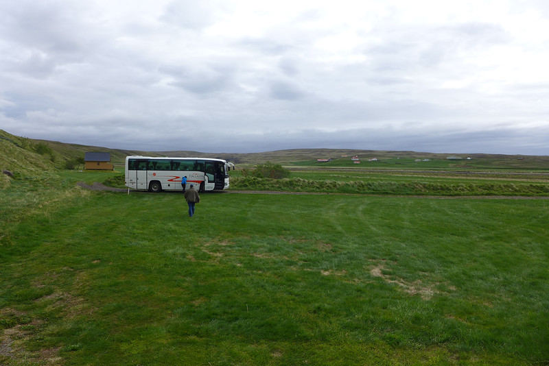 Our bus took us to our rooms located 200 meters from lodge