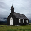 Black church at Buoir