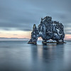 Hvitserkur at Vatnsnes - Dinosaur Rock