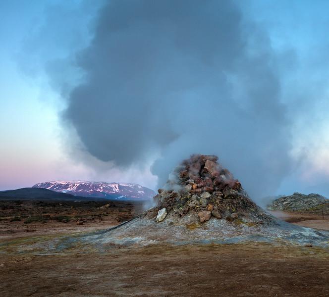 Hveraleira or Hverir near Mt. Namafjall