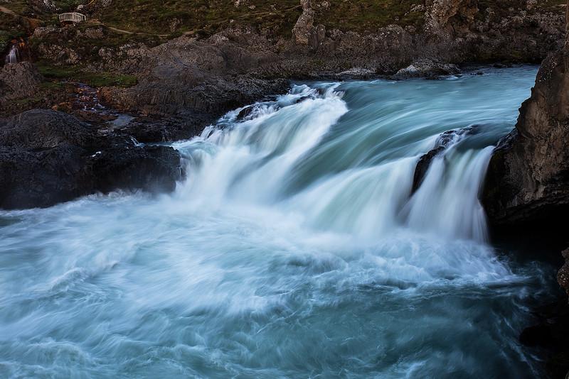 Godafoss    downstream