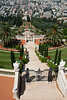 Haifa - Shrine of the Bab.  Sacred site for the Baha'i faith.