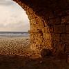 Caesarea, Aqueduct, 1992