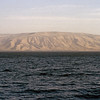 Syria, as seen from the Lido and the Sea of Galilee.