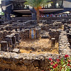 Other houses / structures of Capharnaum.