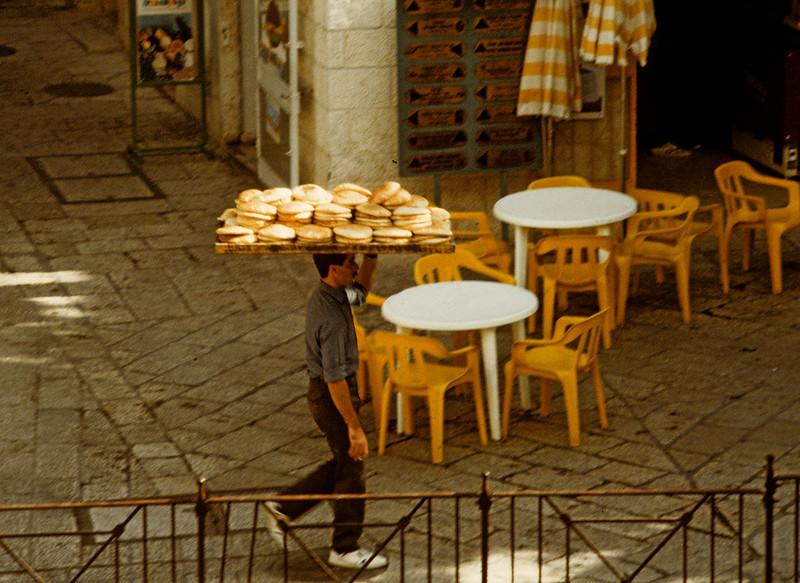 Small cafe, Falafel