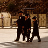 Jewish Hasidic at the Western Wall 1992