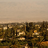 Jericho, just 30 minutes from Jerusalem.  Could be very warm here and snow in Jerusalem in the winter.