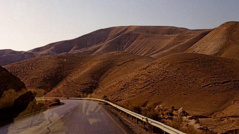 Going from Jerusalem down to Jericho.