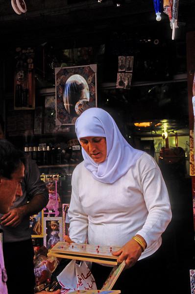 Arab store owner / worker?