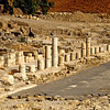 Archeological dig at Beit Shean