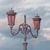 lamp post  <br /> Cefalu