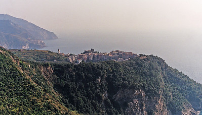 Corniglia Cinque Terre
