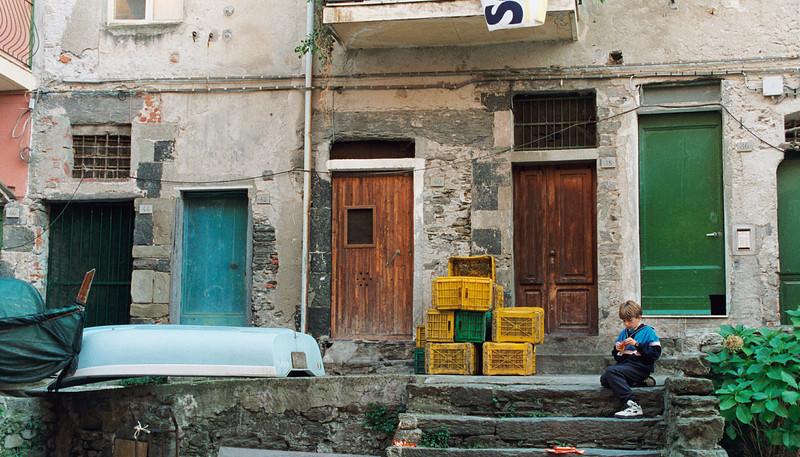 Vernazza Tuscany Cinque Terre