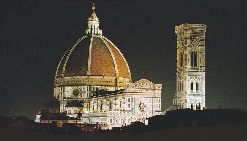 Tuscany,Florence Duomo