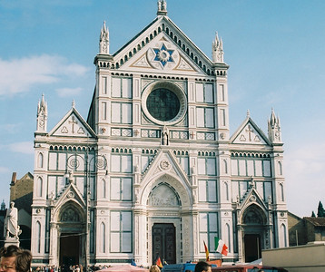 Firenze, Church Santa Croce