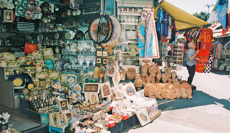 Shopping near Rome
