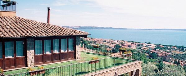 Johnie's Agriturismo, Lago di Bacciano